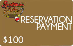 $100 Reservation Payment